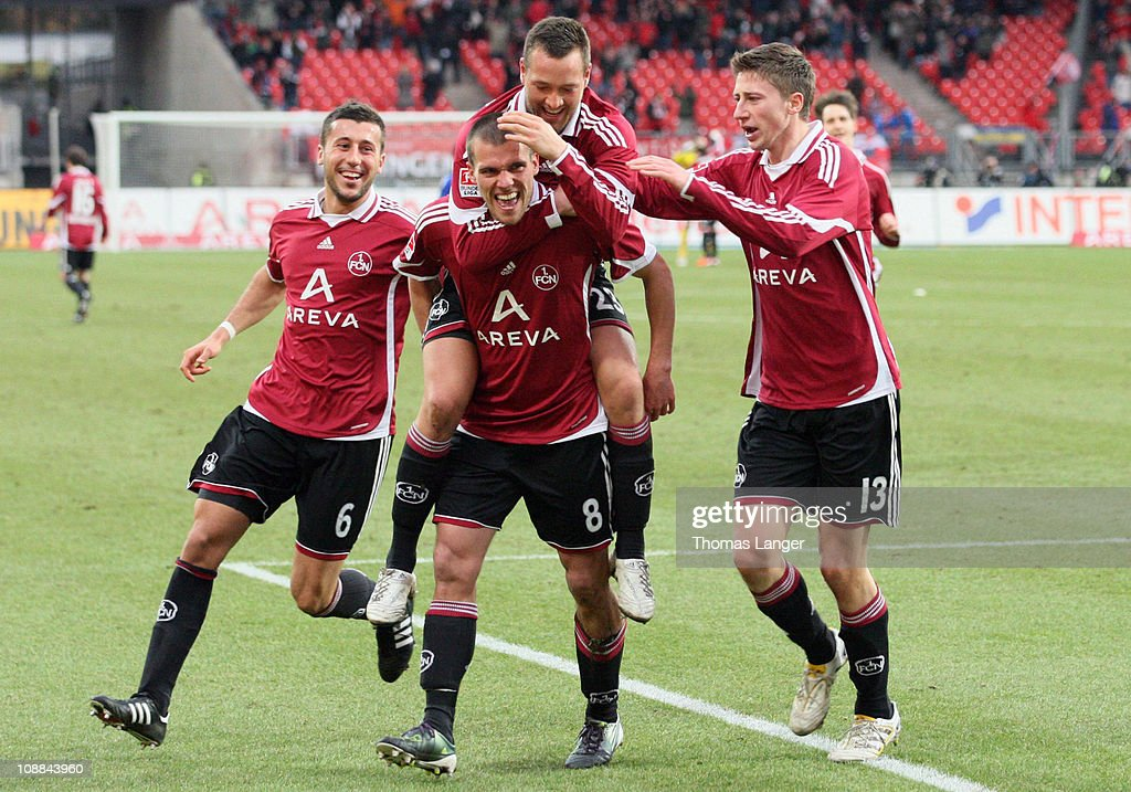 1. FC Nuernberg v Bayer Leverkusen - Bundesliga