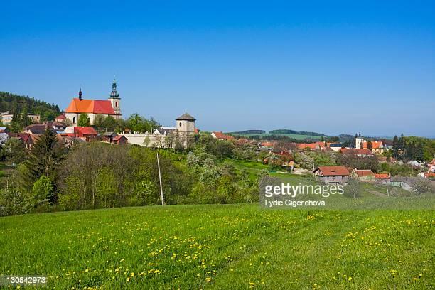 Strilky, Kromeriz district, Zlin region, Moravia, Czech Republic, Europe