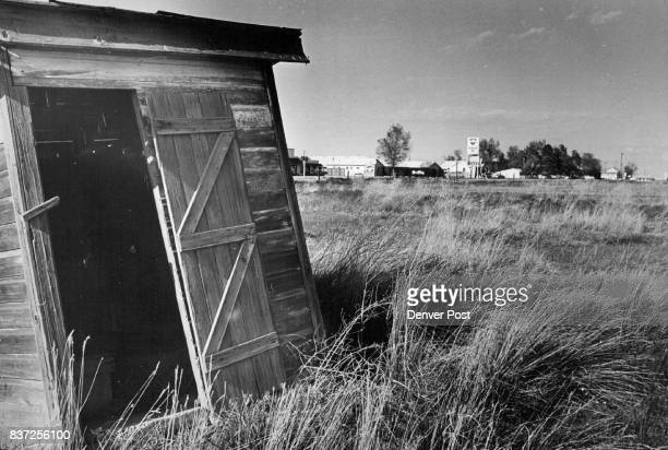 Strip Mining Colorado An Outhouse Near Site Of Proposed Strip Mine Is At Edge Of Watkins 'It is a fairly speculative venture now but we are pursuing...