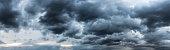 Strom cloud panaroma.