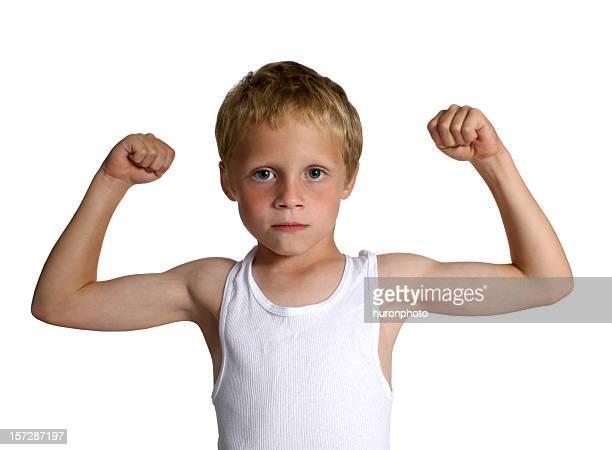 strong boy