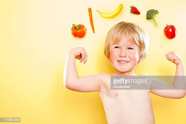 Strong des garçon