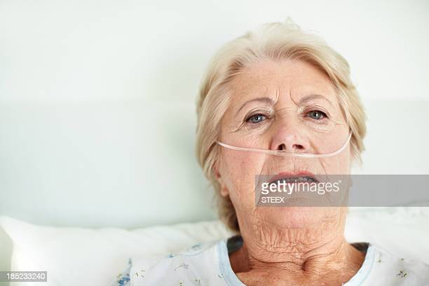 Struggling to breath - Senior Health