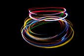 fiber of light for transporting nuts