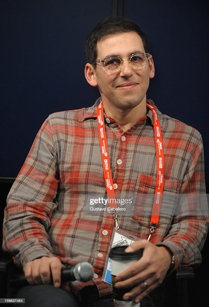 Stu Zicherman attends the Acura Master Class - Writing and Directing for the Screen on January 21, 2013 in Park City, Utah.