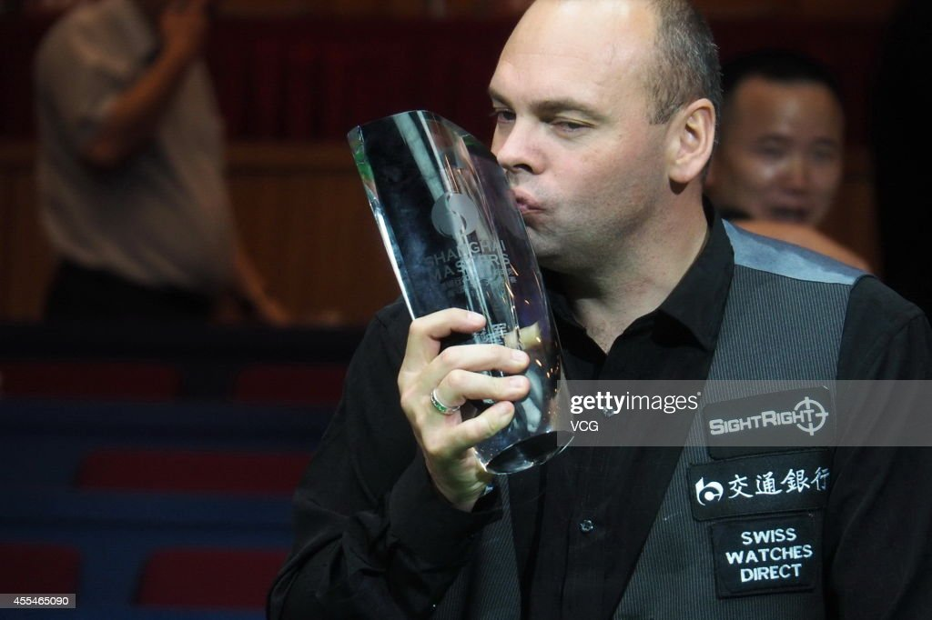 World Snooker Bank of Communications OTO Shanghai Masters 2014 - Day 7