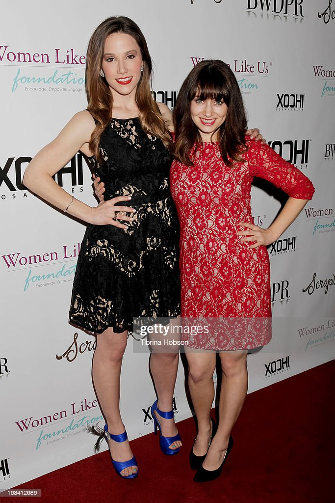 Stuart Brazell and Stefanie Seifer attend the pre-LAFW launch party in support of the Women Like Us Foundation at Lexington Social House on March 8, 2013 in Hollywood, California.