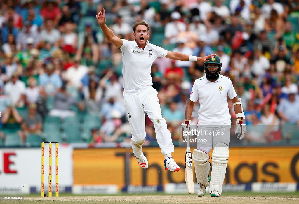 South Africa v England - Third Test: Day Three
