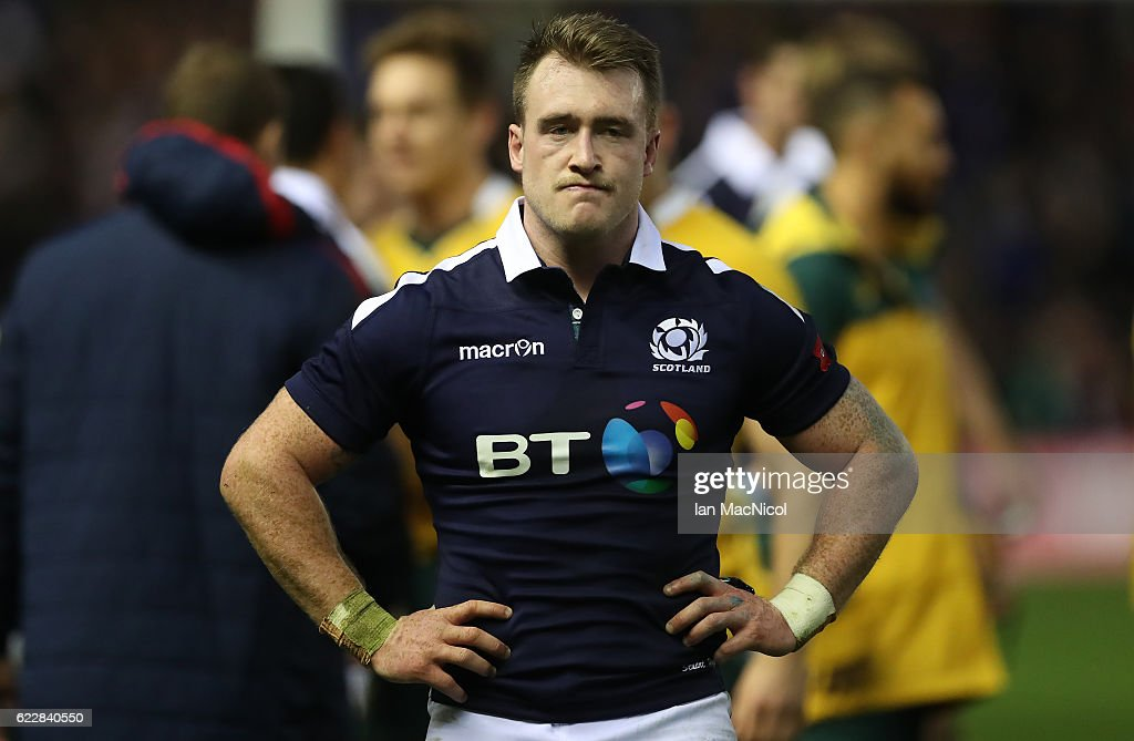 Scotland v Australia - International Match
