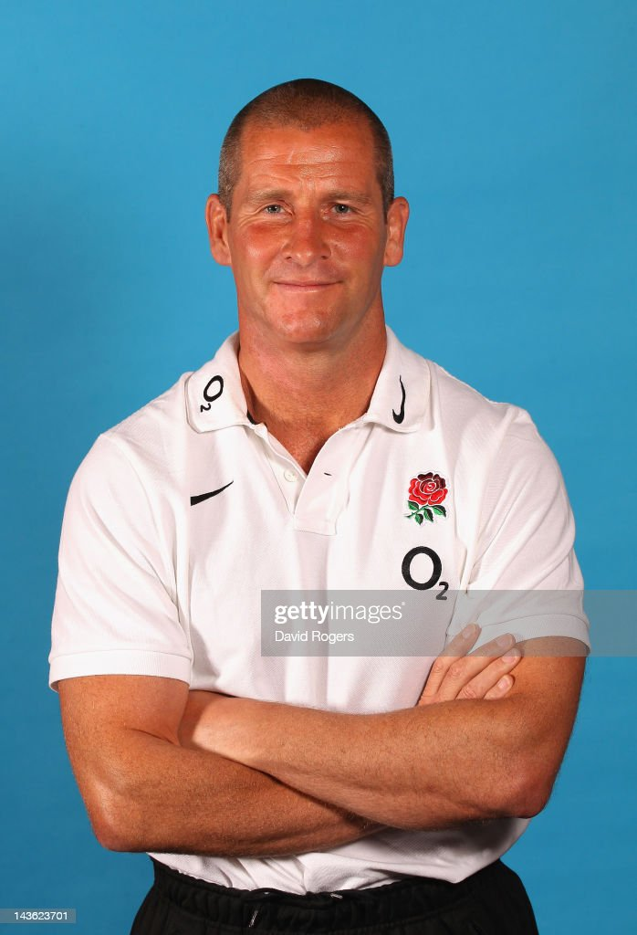 <a gi-track='captionPersonalityLinkClicked' href=/galleries/search?phrase=Stuart+Lancaster&family=editorial&specificpeople=2263180 ng-click='$event.stopPropagation()'>Stuart Lancaster</a>, the England head coach poses duringa portrait session on April 11, 2012 in Leeds, England.