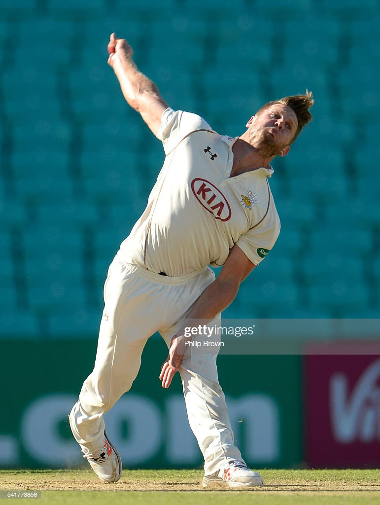 Surrey v Nottinghamshire - Specsavers County Championship: Division One