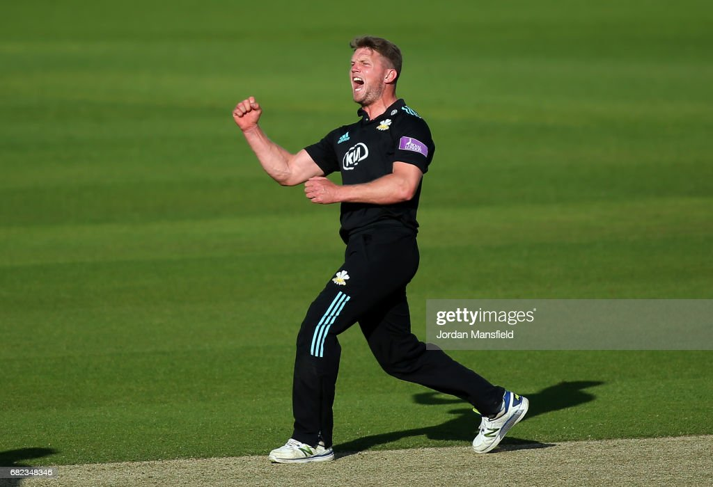 Surrey v Kent - Royal London One-Day Cup