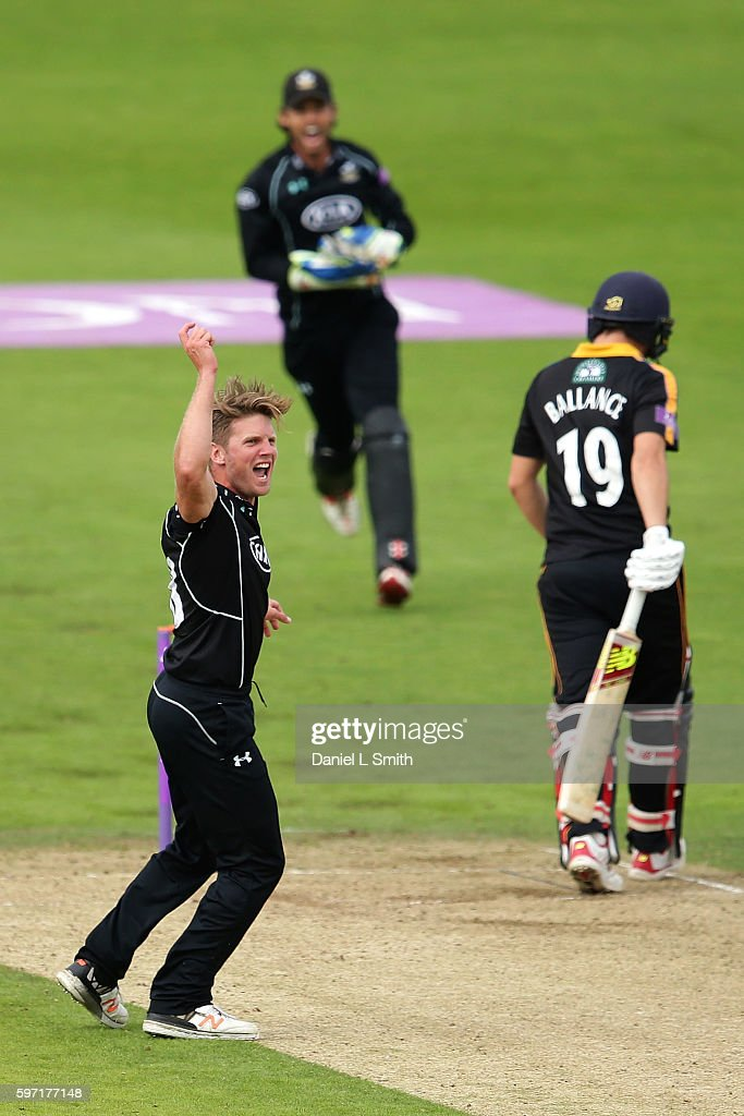 Yorkshire v Surrey: Royal London One-Day Cup Semi Final