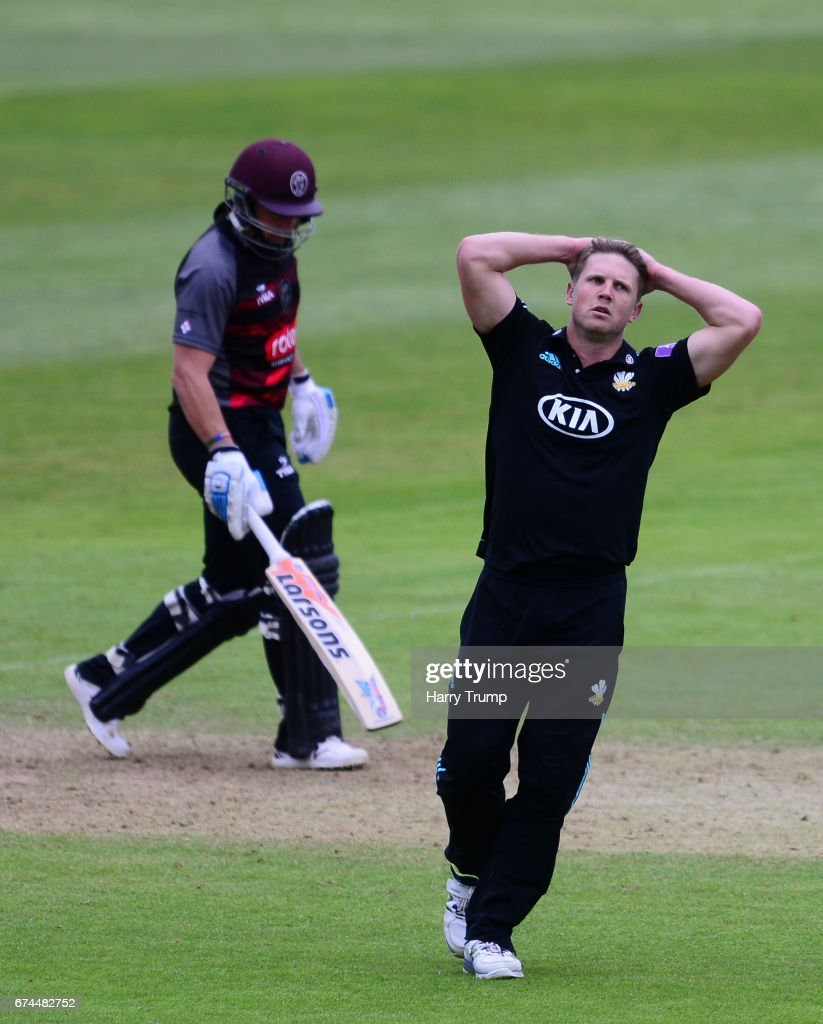Somerset v Surrey - Royal London One-Day Cup