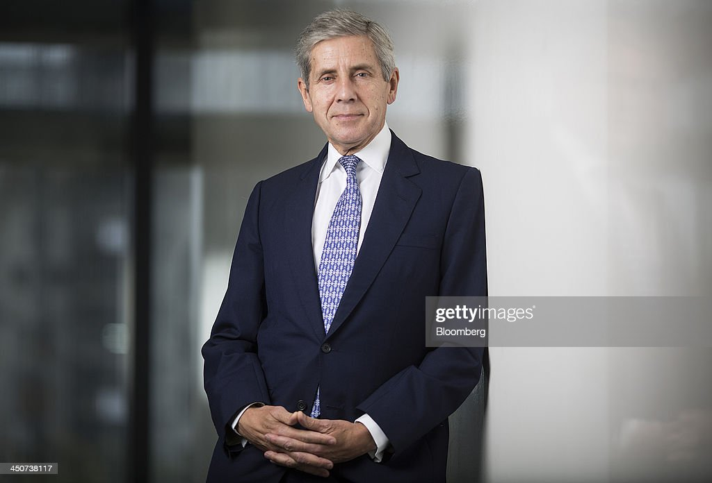 Stuart Rose, chairman of the Duvet & Pillow Warehouse Ltd., poses for a photograph following a Bloomberg Television interview in London, U.K., on Wednesday, 20, 2013. U.K. government figures show economic growth accelerated to 0.8 percent in the third quarter, the housing market is strengthening and about 60,000 jobs are being created every month, boosting taxes from company profits, payrolls, property purchases and sales. Photographer: Simon Dawson/Bloomberg via Getty Images