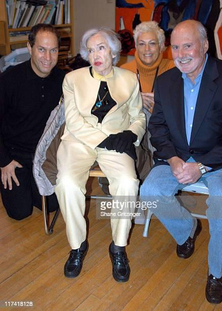 Stuart Suna Fay Wray Denise Kasell and Michael Lynne