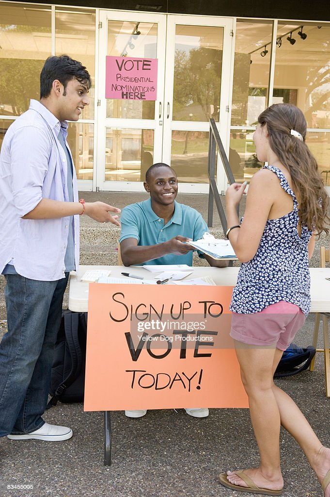 Student Activism on Campus : Stock Photo