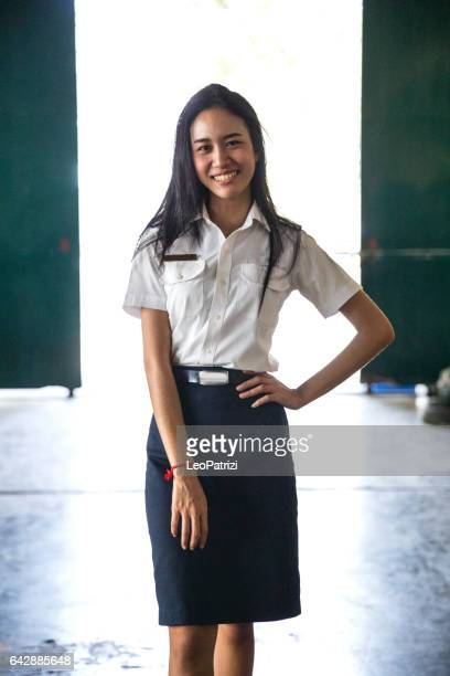 Student at Aviation University in Thailand