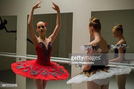 Student Ballerinas
