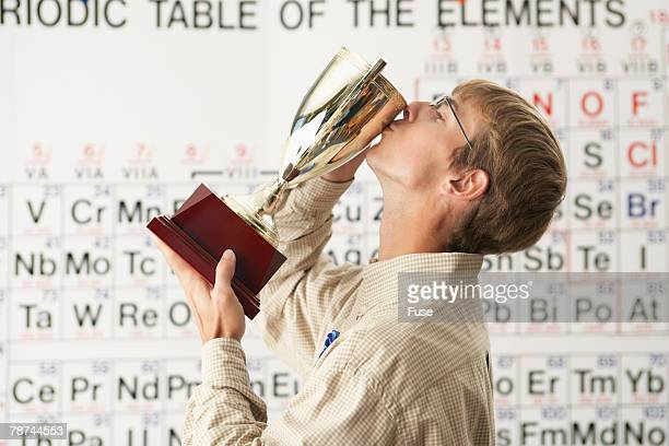 Student Kissing Trophy
