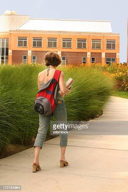 Student Leben: Zurück To School