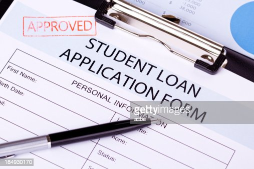 Student Loan Application Form Photo – Students Loan Application Form