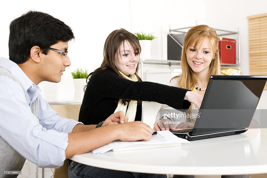 Student study : Stock Photo