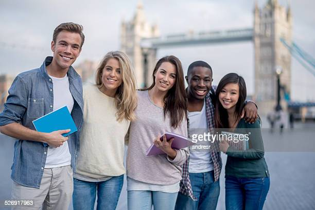 Studenten in London
