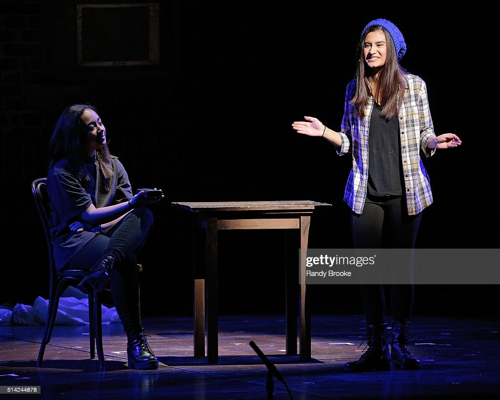 2016 shubert foundation high theatre festival photos and