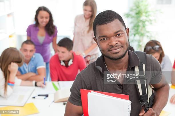 Los estudiantes.