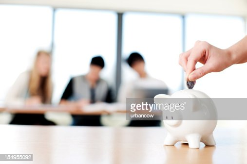 Students savings