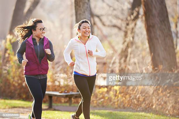 Studies show that exercise partners stay motivated for longer