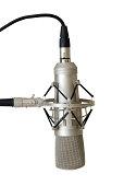 Studio Condenser Microphone WHite