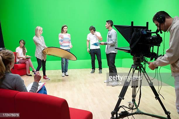 Studio de Filmagem