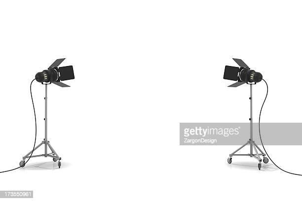 Équipement d'éclairage Studio