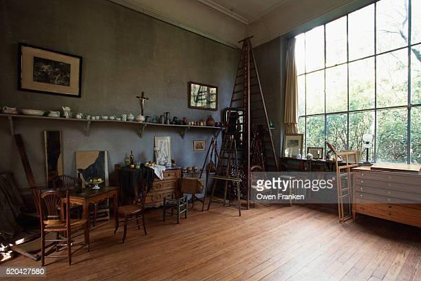 Studio of Artist Paul Cezanne