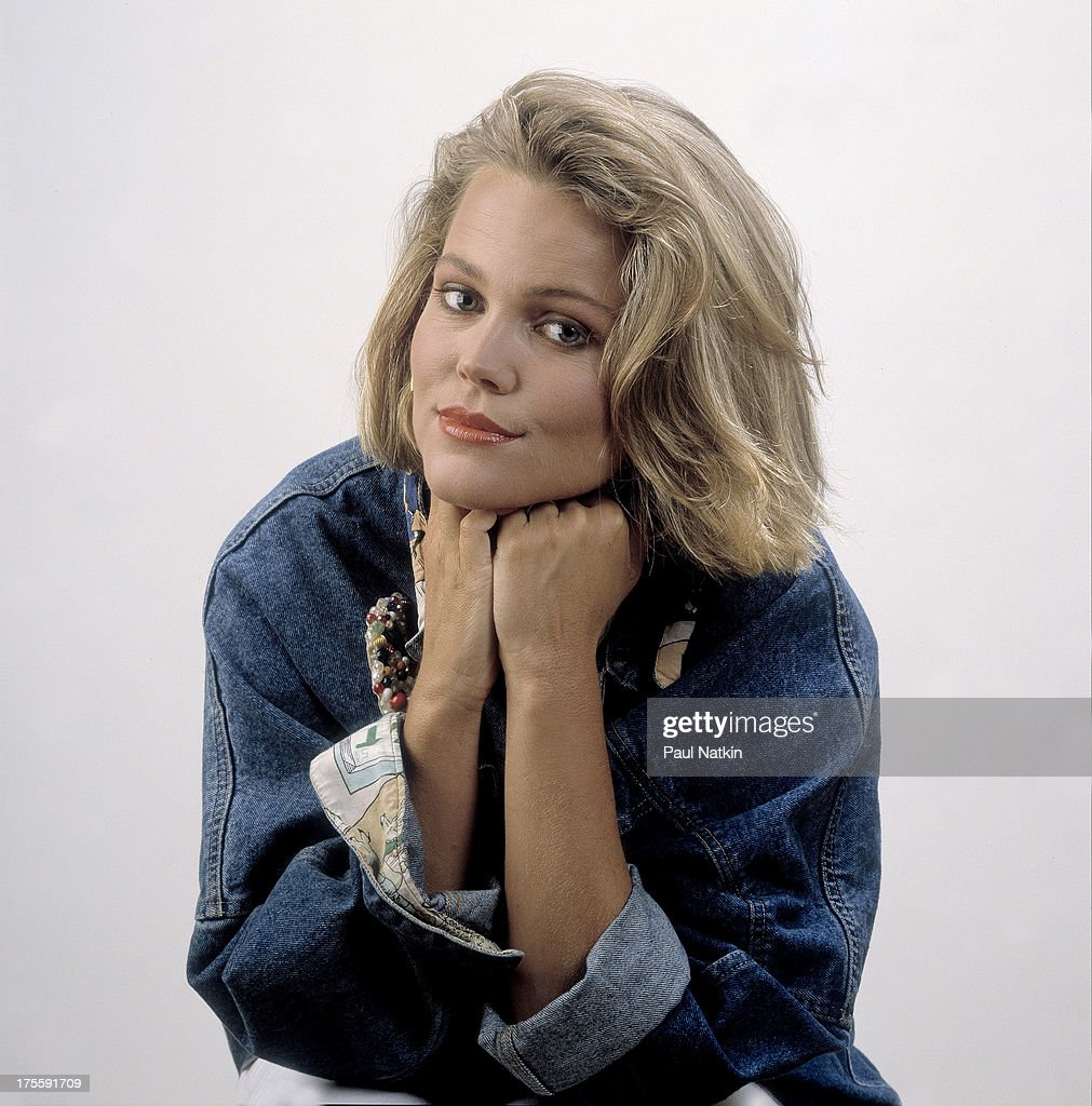 Studio portrait of American singer Belinda Carlisle Chicago Illinois June 25 1986 Carlisle sang with the GoGo's