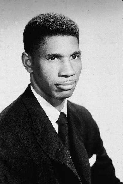 USA: 2nd July 1925 - Civil Rights Leader Medgar Evers Is Born