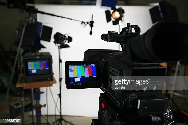 Configuration Studio avec caméra vidéo 4
