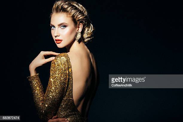 Shot Beautiful Woman 41