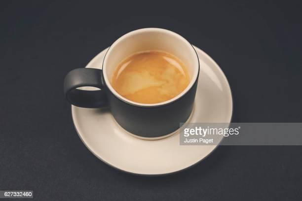 Studio Shot of Espresso