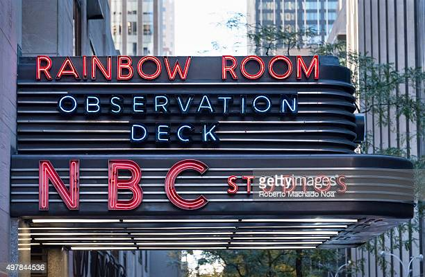 NBC studios in New York City Historic Rockefeller Center in Midtown Manhattan is home to NBC studios an observation deck and a nightclub Rainbow Room...