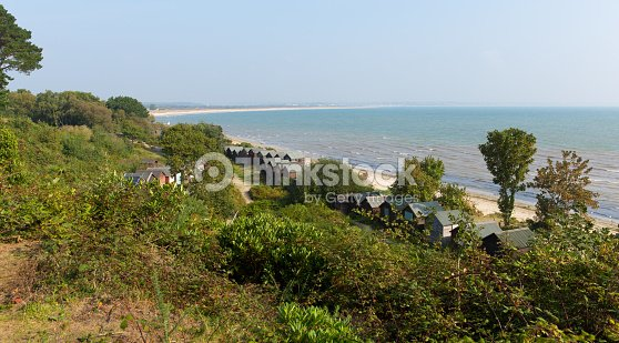 Studland Bay Dorset England Uk Near Swanage And Poole Stock Photo
