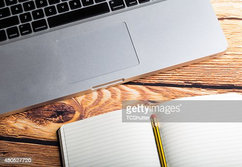 Study equipment for a student : Stock Photo