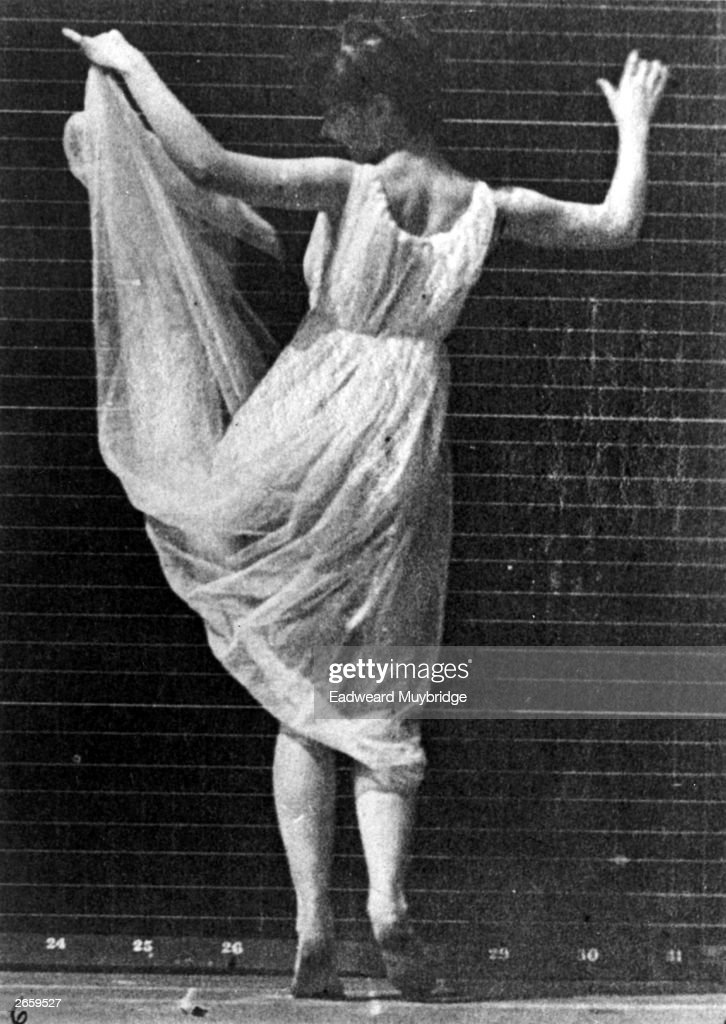 A study of the dancer Isadora Duncan