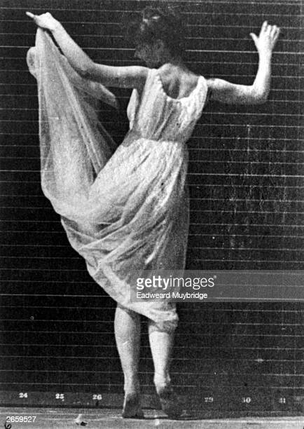 A study of the dancer Isadora Duncan