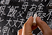 Akademisches Lernen japanische
