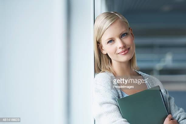 Akademisches Lernen, um ihre Zukunft