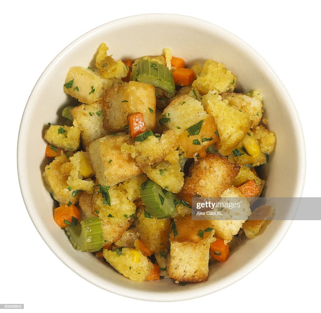 Stuffing : Stock Photo