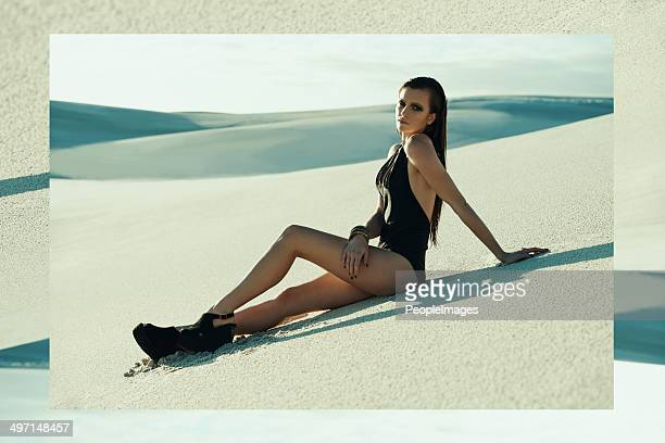 Stunning beauty in the sands